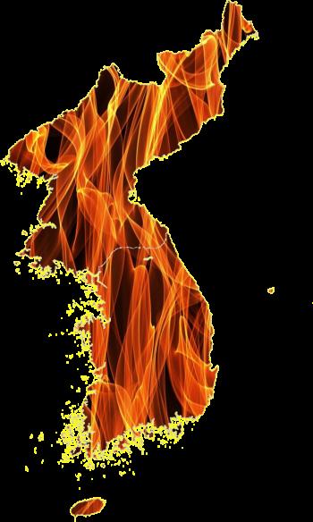 헬조선 지옥불반도 국기.png